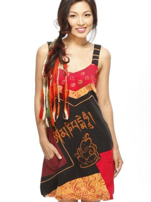 hippie-bohemian-dress-dr541