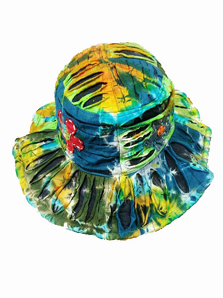 Hats and bandanas  Funky hippie hat 76868665b07