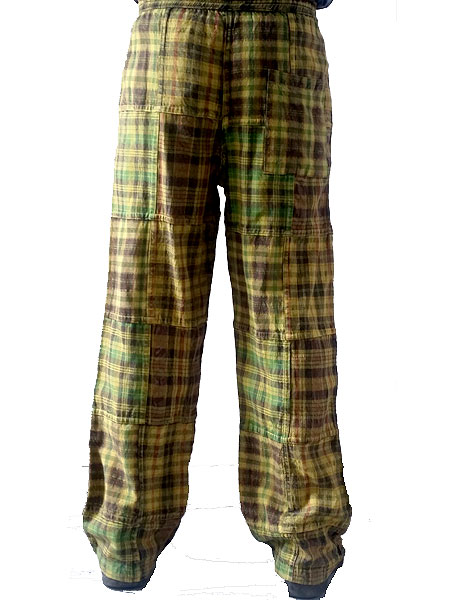 Nepalese Hippie Pants Patch Kurtha Pants