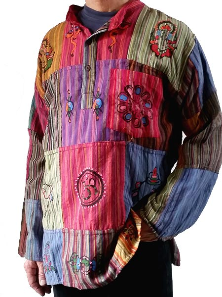 Bohemian Hippie Clothes Mens