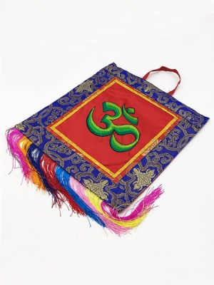 Om Mantra Wall Hanging