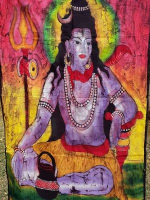 Wall Hanging Shiva