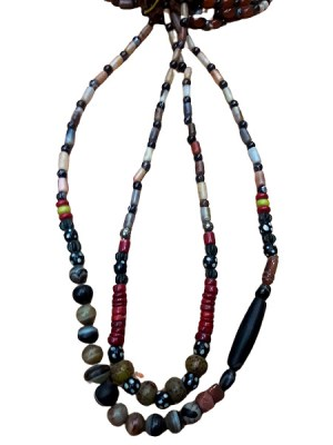 Tribal Stone Himalayan Necklace