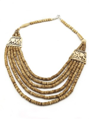 Yak Bone Necklace